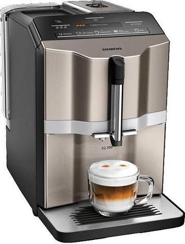 SIEMENS Kaffeevollautomat EQ.300 TI353504DE ko...