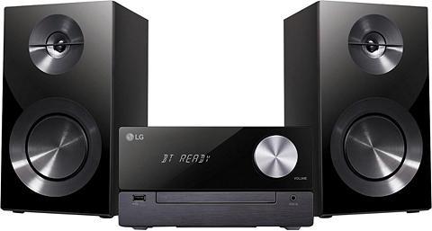 LG »CM2460DAB« garso sistema (Digitalradi...