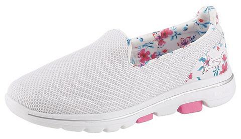 Skechers »Go Walk 5« Slip-On Sneaker su Blumenp...