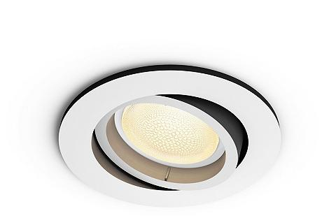 Philips Hue LED Einbaustrahler »White & Col. Amb. ...