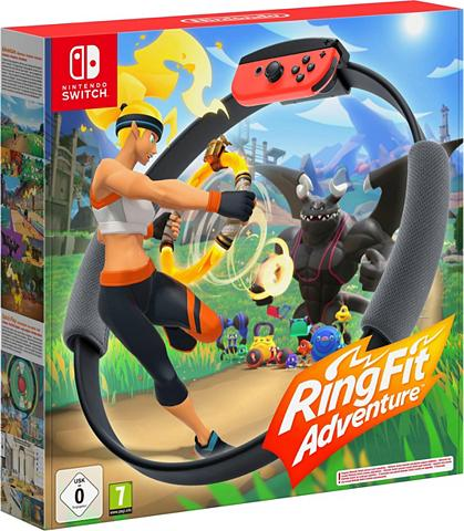 Nintendo Switch Žiedas Fit Adventure