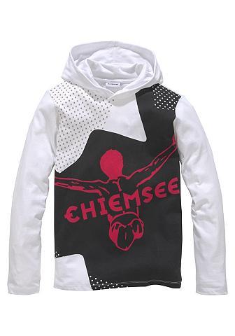 Chiemsee Marškinėliai ilgomis rankovėmis su gro...