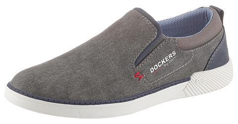 Dockers by Gerli Slip-On Sneaker su šoninis Stretcheins...