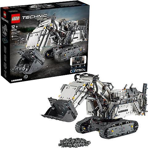LEGO ® Konstruktionsspielsteine »Liebherr B...