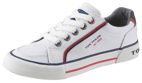 TOM TAILOR Sneaker su Markenschriftzug