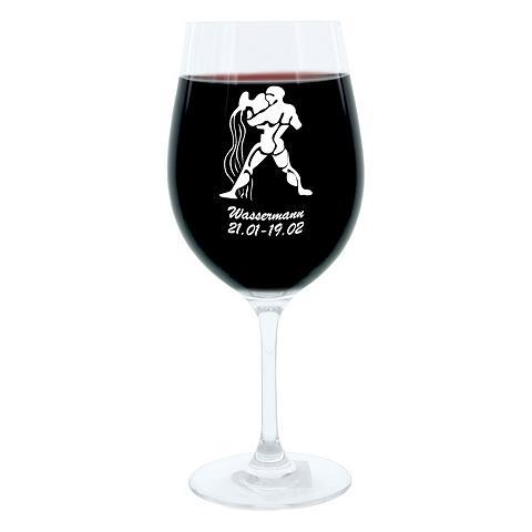 LEONARDO Weinglas »mit Gravur Sternzeichen Wass...