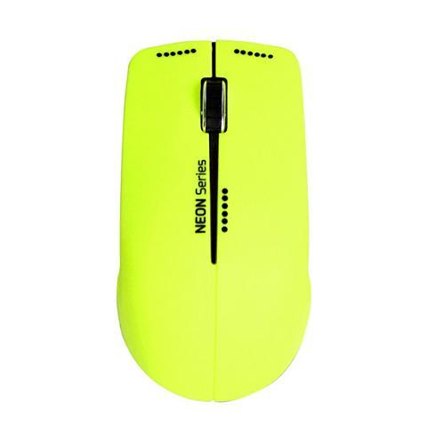 Port Designs Kabellose Maus su Mousepad »NEON Kabel...