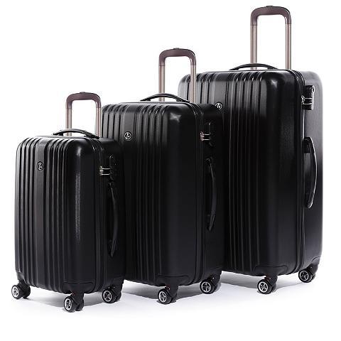 FERGÉ FERGÉ Kofferset »TOULOUSE erweiterbar«...