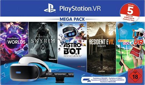 PlayStation 4 »VR Mega Pack 2« Virtual-Reality-Brill...
