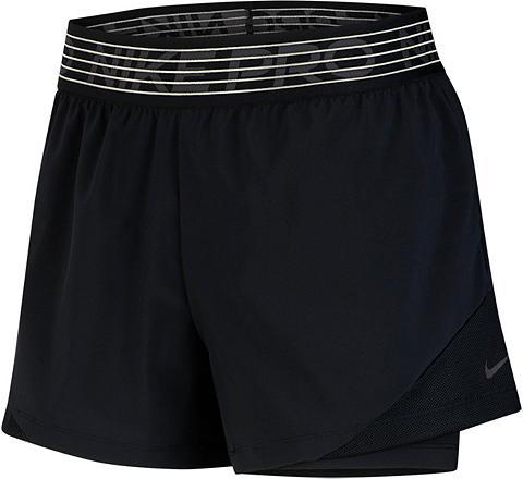 Nike Trainingsshorts » Pro Flex Women's 2-i...