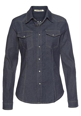 Please Jeans Please Džinsai Jeansbluse »PL-C634« im...