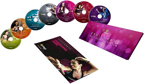 Zumba Fitness Zumba fitnesas Trainings-DVD »Exhilara...