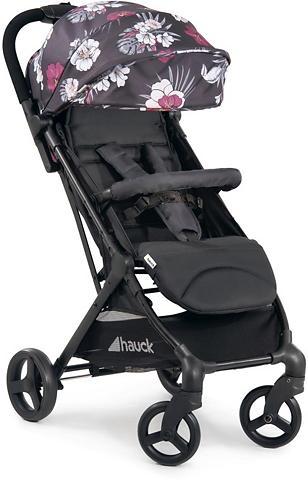 Hauck Kinder-Buggy »Sunny wild blooms black«...