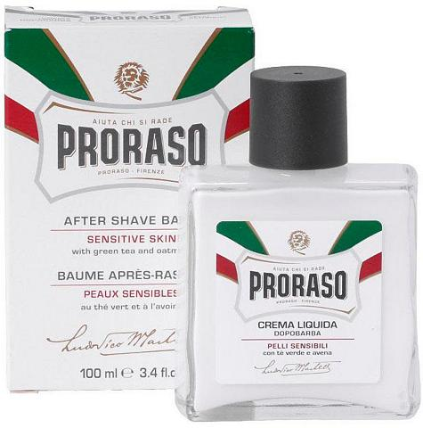 PRORASO After-Shave Balsam »White Sensitive« s...