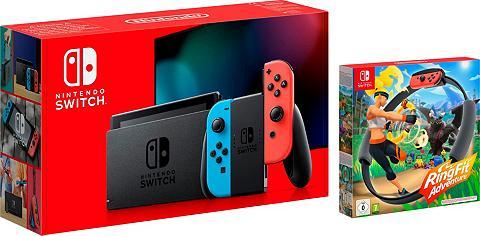 Nintendo Switch Ir Žiedas Fit Adventure
