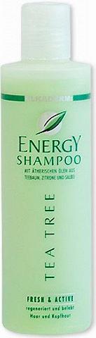 ELKADERM Haarshampoo »Energy Tea Tree Shampoo« ...