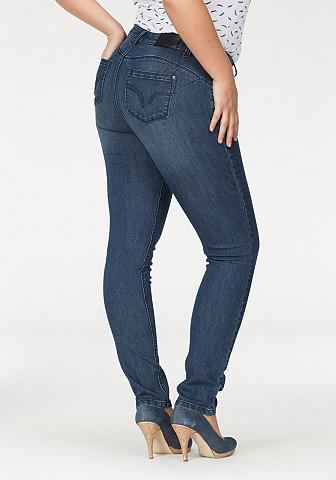 Arizona Skinny-fit-Jeans »Shaping« Mid Waist