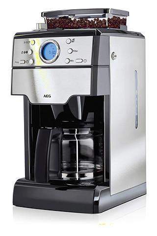 AEG Kaffeemaschine su Mahlwerk KAM400