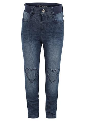 Arizona Laisvo stiliaus džinsai su Herzförmige...
