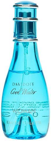 DAVIDOFF Eau de Toilette »Cool Water Woman«