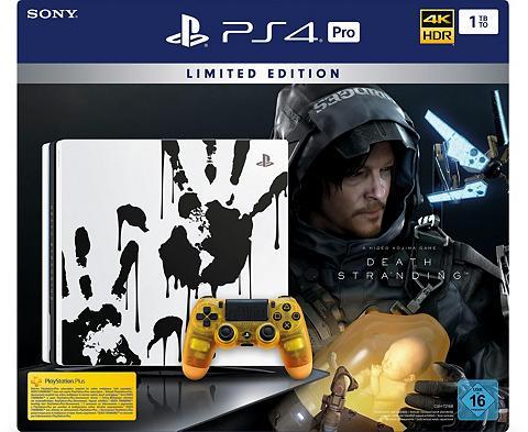 PlayStation 4 Pro 1TB Death Stranding Limited Editio...