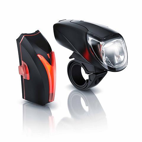 Aplic LED Akku Fahrradlbeleuchtung su Front ...