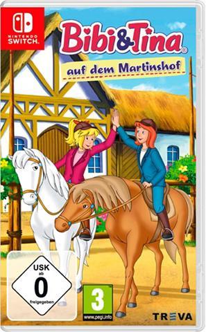 Kiddinx Bibi ir Tina ant Dem Martinshof Ninten...