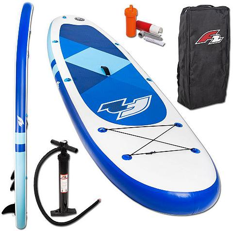 F2 Inflatable SUP-Board » Prime blue« (Se...