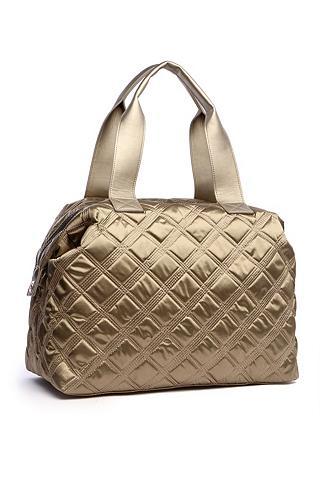 COLLEZIONE ALESSANDRO Kelioninis krepšys »Kim« schimmerndes ...