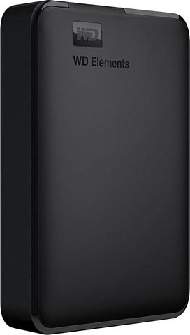 WD »Elements Portable« externe HDD-Festpl...