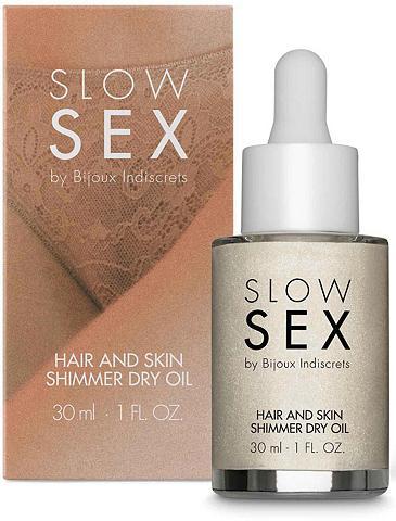 Bijoux Indiscrets Körperöl »Hair and skin shimmer dry oi...
