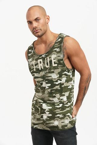 trueprodigy Marškinėliai be rankovių »Barrett« su ...