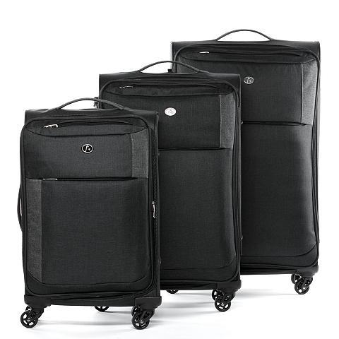 FERGÉ FERGÉ Kofferset »SAINT-TROPEZ« 4 ratuk...