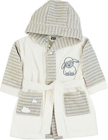 Sterntaler Babybademantel »Stanley« ® su Schaf St...