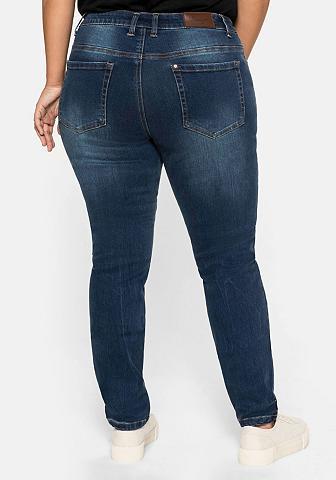 Sheego Stretch-Jeans Skinny su Bodyforming-Ef...