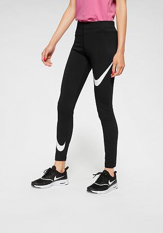 Nike Sportswear Leggings » Leg-A-See Swoosh Women's Le...