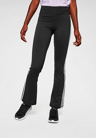 adidas Performance Jazzpants »BRUSHED 3 STRIPES BOOTCUT«