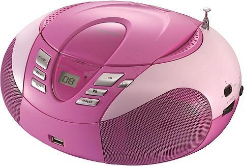 Lenco »SCD-37 Portables Radio su CD Player/U...