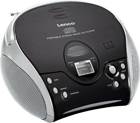 Lenco »SCD-24 su CD stereo« UKW-Radio