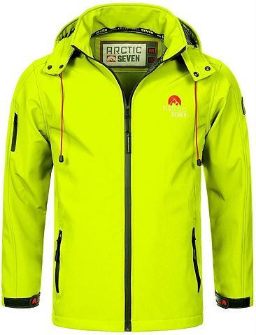 Arctic Seven Softshelljacke »AS087« sportliche Outd...