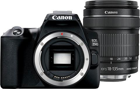 Canon »EOS 250D EF-S 18-135mm f3.5-5.6 IS ST...