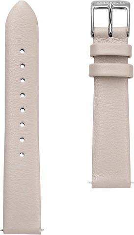 STERNGLAS Uhrenarmband »Klassik 16 zement silber...