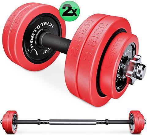 Sportstech Sportininko rinkinys 20 kg (Set 23-tlg...