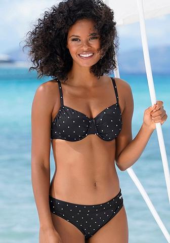 LASCANA Bikini viršutinė dalis »Sparkel« su kl...