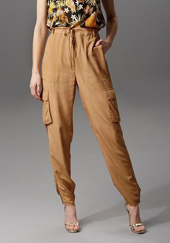 Aniston CASUAL Kišeninės kelnės su Galonstreifen iš M...