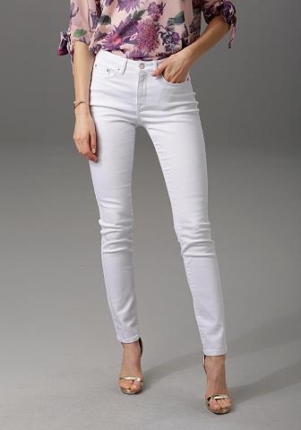 Aniston CASUAL Siauri džinsai regular waist
