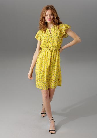 Aniston CASUAL Suknelė in unterschiedlichen Blumendru...