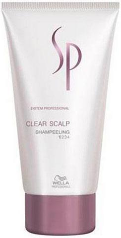 Wella Professionals Haarshampoo »SP Clear Scalp Shampeelin...