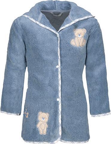 Vossen Kinderbademantel »Teddy« su Kapuze
