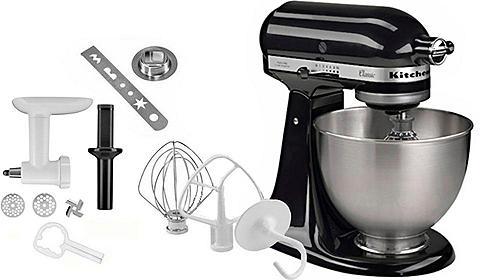 KitchenAid Küchenmaschine Classic 5K45SS EOB ir S...